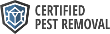 Certified Pest Removal Logo